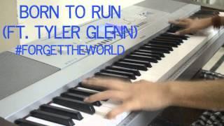 Afrojack ft Tyler Glenn - Born To Run - PIANO COVER