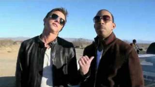Jesse McCartney & Ludacris - How Do You Sleep (Remix) Music Video - Behind the Scenes