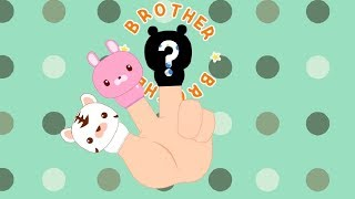 Детские песенки - Семья пальчиков - теремок тв: песенки для детей (nursery rhyme) -  Baeko 🐯