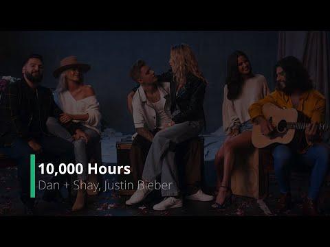 Dan + Shay, Justin Bieber - 10,000 Hours (한국어/가사/해석/lyrics)