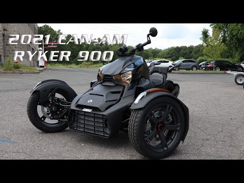 2021 Can-Am Ryker 900 ACE in Enfield, Connecticut - Video 1