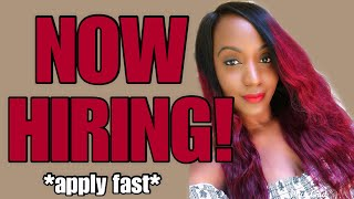 Starting Soon! Work From Home Tax Jobs!