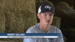 Class of 2020: Robert Holland (Grasso Tech)
