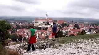 preview picture of video 'Pálavské vinobraní v Mikulově 2014 -  Pálavské vintage Mikulov 2014'