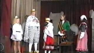 Постановка Сказка Про Царя Гороха Парт 4