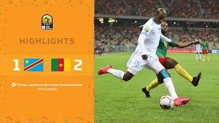 CHAN 2020 | Quart de Finale : DR Congo 1-2 Cameroun