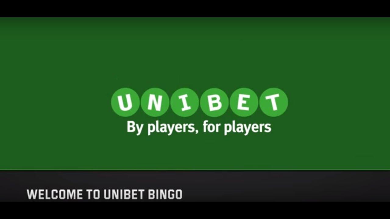 Kendte Kom godt i gang med Unibet Bingo | Se vores tutorial videoer JL-71