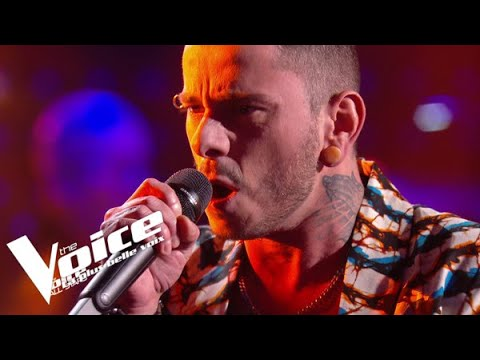 Mariah Carey – Without You   Maximilien Philippe   The Voice All Stars France 2021   Blind...