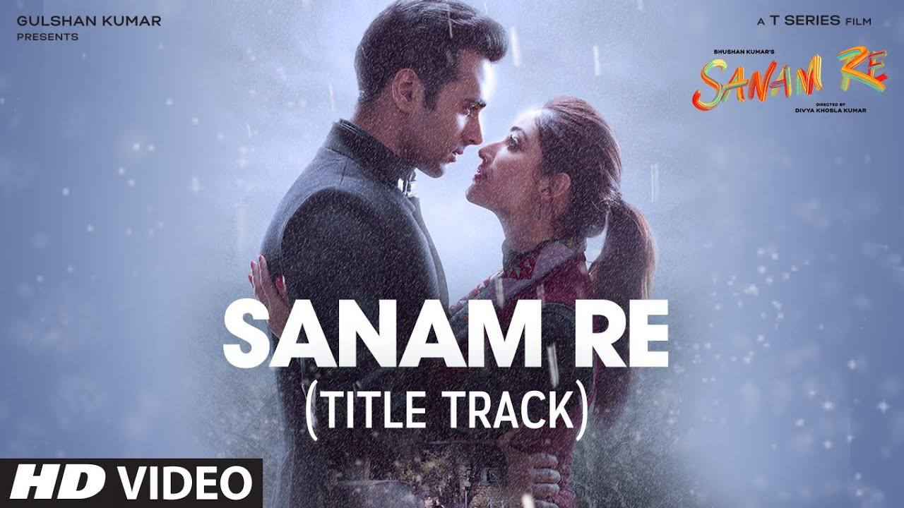 Sanam Re Hindi lyrics