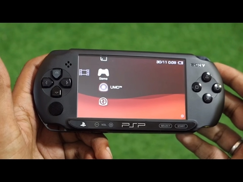 Sony PSP Unboxing india in Hindi