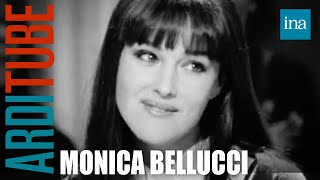 "Monica Bellucci ""Interview Vincent Cassel"" 