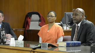 Daisha Cooper found guilty of involuntary manslaughter