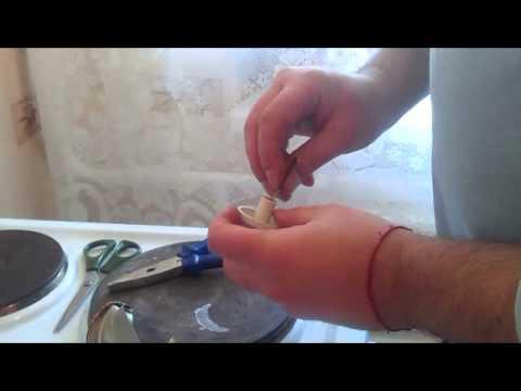 Ремонт ручки плиты