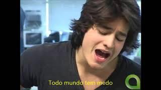 Tiago Iorc - Scared (acustico) (legendado)