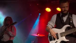 Clockwork Creep - Intro & The Stalker song live @Autumn Devastation IX