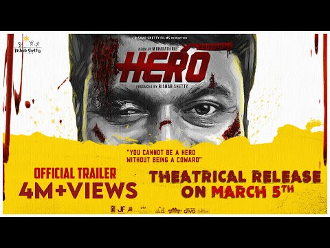 Hero Kannada Trailer