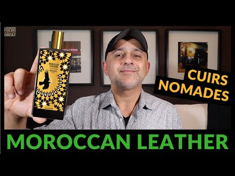 Memo Paris Moroccan Leather Fragrance Review + Full Bottle USA Giveaway