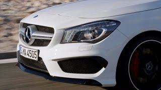 [YOUCAR] CLA 45 AMG - DRIVING