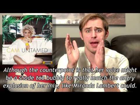 Cam – Untamed – Album Review