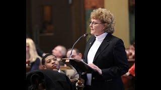 Rep. Pam Faris Commemorates Women's Suffrage