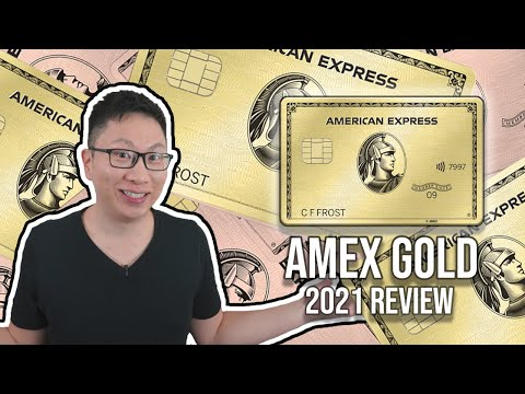Amex Gold Card Worth It In 2021?! Everything You Need to Know