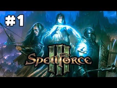 Spellforce 3 Story Gameplay Part 1-  First 10 Hours! - Prologue, Elven, Shaper & Orc Story Arcs!