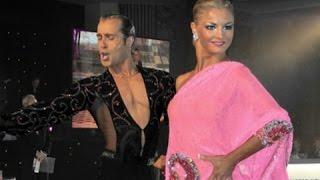 "Рикардо Кокки и Юлия Загоруйченко (Cocchi and Zagoruychenko) Джайв, Jive Шоу ""Звёздный дуэт"""
