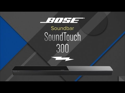 Bose SoundTouch 300 Soundbar Speaker Review