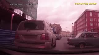 Авто приколы Бабы за рулем