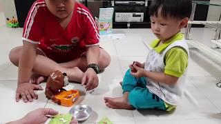 Đồ chơi trẻ em vui nhộn hài hước: Trộm Xương Chó - Kids Toy Media