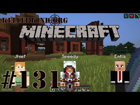 Kellerkind Minecraft SMP #131 – Items gehen hoch! ★ Let's Play Minecraft [HD|60FPS]