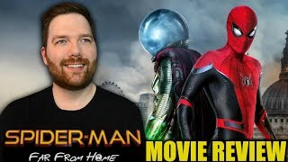 Spider Man: Far From Home   Movie Review