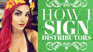 How I Sign Distributors With It Works