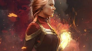 Why Captain Marvel Is The STRONGEST HERO In The MCU