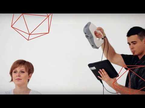 How To 3D Body Scan With Artec Eva