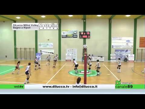 Preview video Serie B2 Nottolini Volley vs Astra Chiusure Lampo - (3-0)