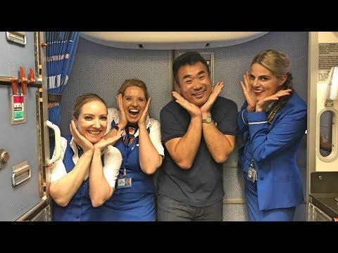 My 150 Euros KLM World BUSINESS CLASS Flight!