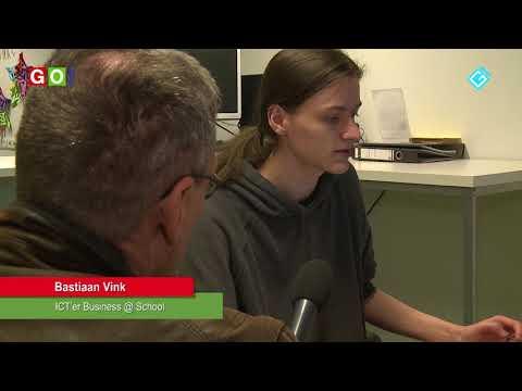 QR Puzzeltocht voor scholieren - RTV GO! Omroep Gemeente Oldambt