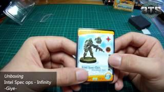 Trytans unbox Intel Spec Ops - Infinity