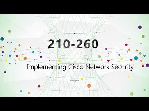 [100% pass] CertTree CCNA Security 210-260 IINS dumps - YouTube