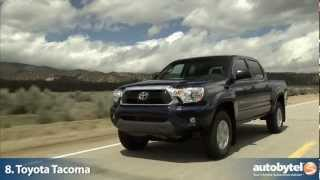 Top 10 Trucks Video Review - Autobytel's Best Pickup Trucks in America