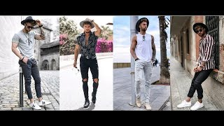 Mens Summer Casual Amazing Style With Cap 2019   Mens Summer Fashion Collection 2019   PBL