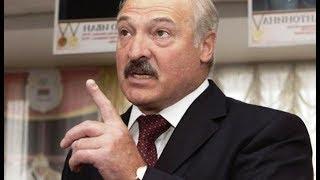 Лукашенко грозит пальцем