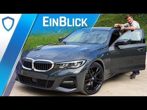 BMW 320d Touring G21 - Der Beste in der Mittelklasse? Vorstellung