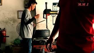 preview picture of video 'Ganti ban recing #vlog 2 kedai tayar'