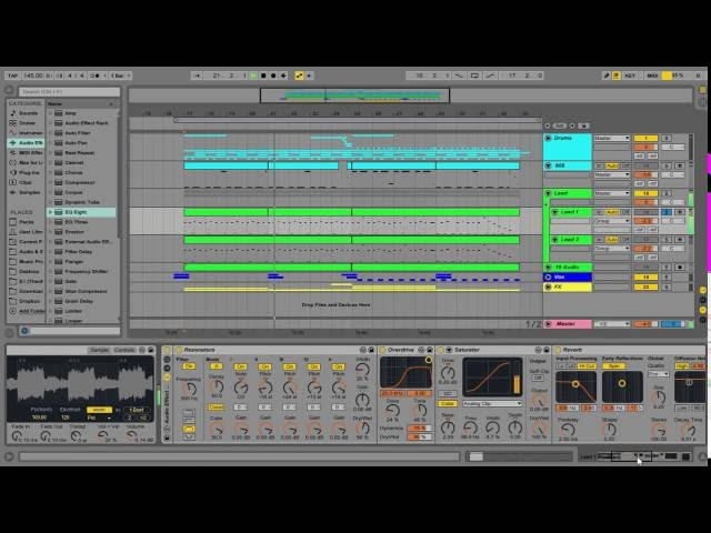 ableton project files 40 free sylenth1 presets for your creations ( deep house, techno, electro, edm, minimal) free samples (kick, snare ) synth presets for ableton live racks.