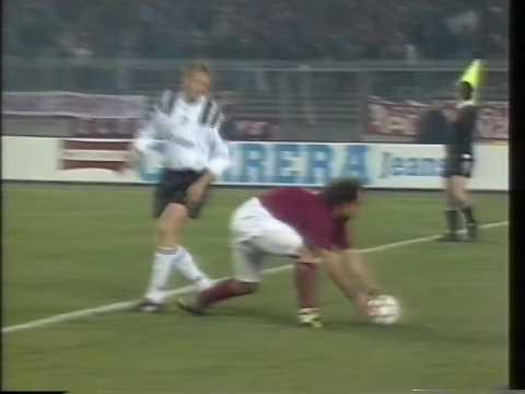 Torino 1-0 B 1903 - UEFA Cup 1991/92 - 1/4 Final - 2nd leg