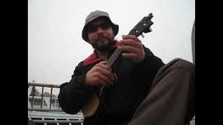 """Jennifer Juniper"" ukulele cover, Dan Amgine"