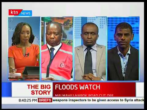The Big Story: Deaths recorded and scores displaced due to floods