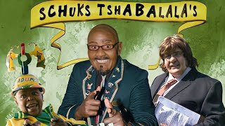 Schucks Tshabalala's Survival Guide To South Africa [2010]